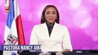 Video: Pastora Nancy Amancio hace llamado nacional de oración por la calma y la paz
