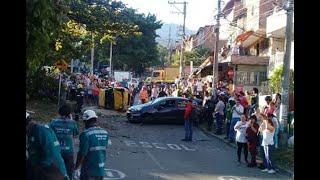 Habitantes de Pedregal piden soluciones por racha de accidentes en peligrosa vía