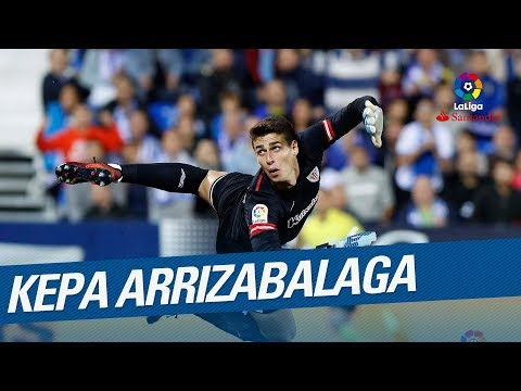 Kepa renueva con el Athletic Club hasta 2025