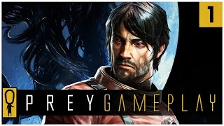 Let's Play PREY Gameplay Part 1 - The Yu Family  Secrets - Walkthrough