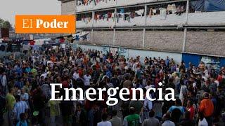 Emergencia carcelaria en Colombia