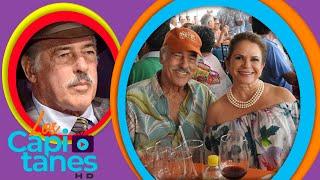 Andrés García confirma su divorcio y da detalles al respecto