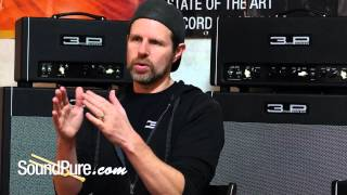 3rd Power Amplification MK II Launch: Interview with CEO/Owner Jamie Scott