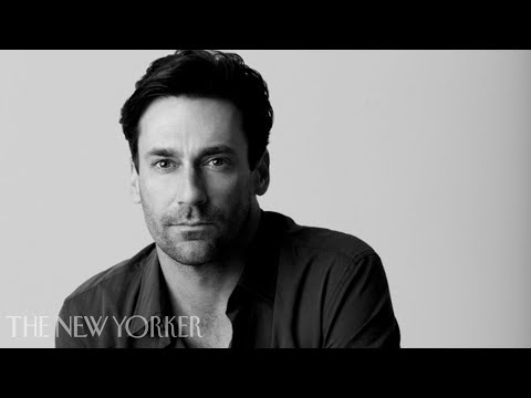 Jon Hamm on Life after Mad Men   The New Yorker Festival