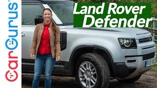 Обзор Land Rover Defender 110: может ли он повлиять на привержен