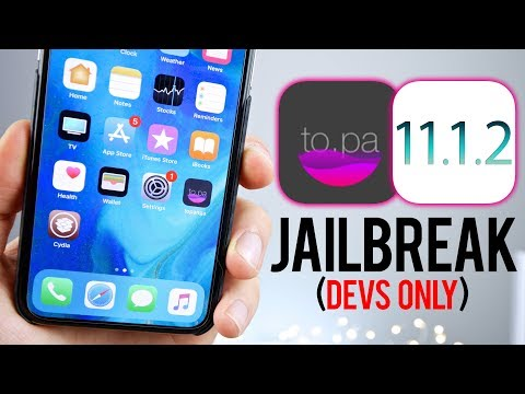 iOS 11 Jailbreak Released For Developers! WARNING