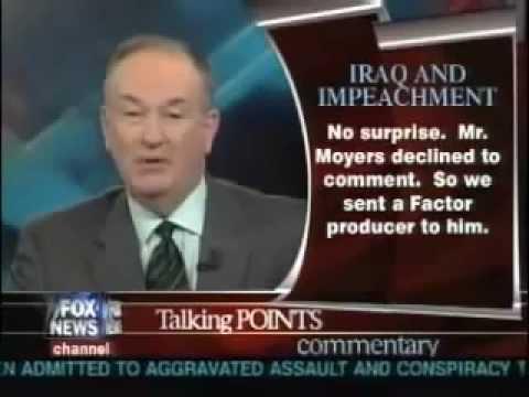 BILL OREILLY •Taken Down• BY U S IRAQ WAR VET