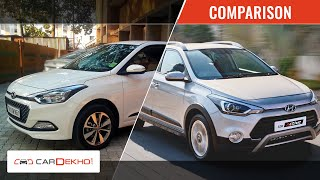 Hyundai i20 Active Vs Elite i20 | Comparison Story | CarDekho.com