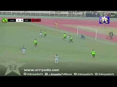 عصبة الأبطال| فيتا كلوب الكونغولي 1-1 الدفاع الحسني الجديدي