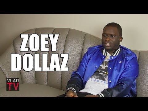 connectYoutube - Zoey Dollaz Says He's 25 Days Clean (Part 4)