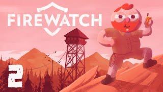 Firewatch [Part 2] - That Damn Chelsea