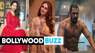 B-town celebs extend Eid wishes for fans | Salman Khan posts video of training for 'Tiger 3' - IANSINDIA