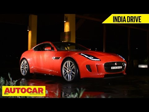 Jaguar F-Type Coupe | India Drive Video Review