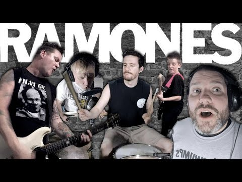 connectYoutube - Ramones - Blitzkrieg Bop (Double Time Cover) - Mates Series