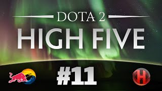 Dota 2 High Fives - Ep. 11 [Red Bull Weekly]