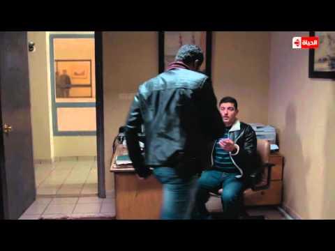 مسلسل شطرنج - شاهد كيف إستطاع المقدم \ خالد الزيني أن يكشف فايز الذي يقوم بتسريب المعلومات
