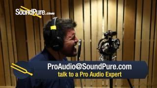 Microphone Shootout: Vintage Neumann U-87 vs. Peluso P-87 vs. Modern Neumann U-87ai