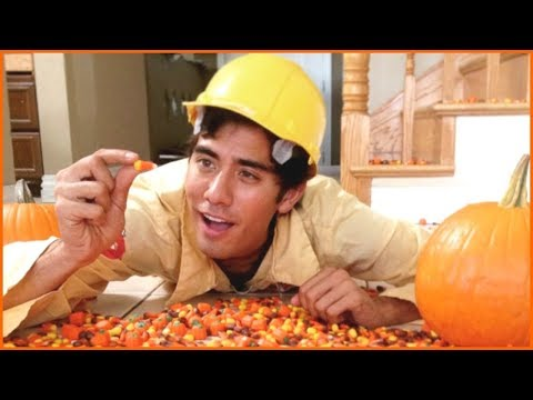 connectYoutube - Zach King  Halloween Magic Vines Collection - Best Magic Tricks Ever