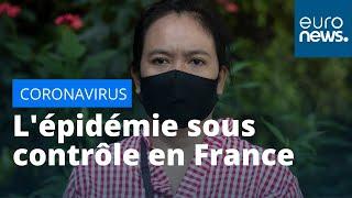 Coronavirus : l'épidémie