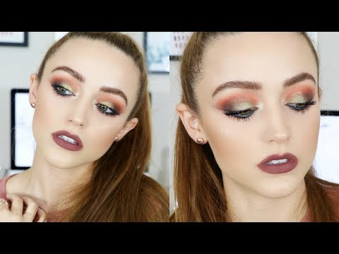 Anastasia PRISM Palette | Makeup Tutorial (really easy to do)