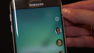 Dive into Samsung's Galaxy S6 Edge 'edge' display