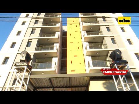Mundo empresarial: Inauguran edificio Insignia tres en Luque