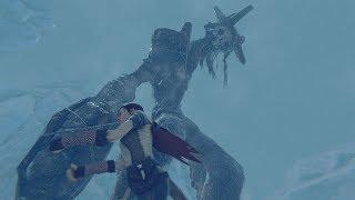 Praey for the Gods: Colossus Boss Fight #1 (4K)