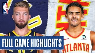 PACERS at HAWKS | FULL GAME HIGHLIGHTS | January 4, 2020