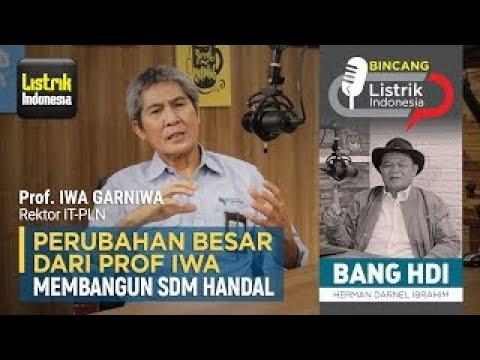 Photo of Rektor IT PLN Prof Iwa Garniwa Ngobrol Seru di Podcast Listrik Indonesia
