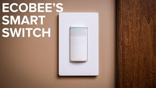 Ecobee Switch Plus review: An Alexa light switch with shortcomings