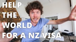 Want a New Zealand Citizenship?