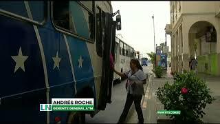 54 rutas de reactivación darán servicio en Guayaquil