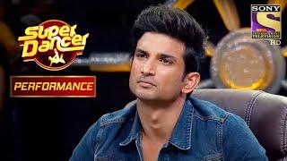 Jayshree और Anuradha का Performance देखके Sushant नहीं रोक पाए अपने आँसू | Super Dancer Chapter 3 - SETINDIA