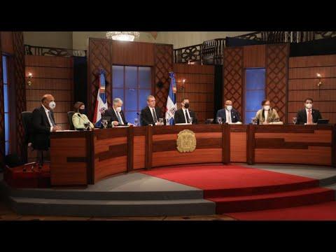 ¿ TRANQUE elección Jueces Tribunal Superior Electoral  Se busca consenso, pero no quieren...