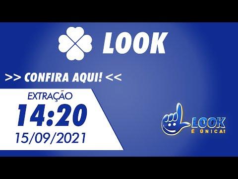Resultado do Jogo do Bicho Look Goiás 14:20 – Resultado da Look 15/09/2021