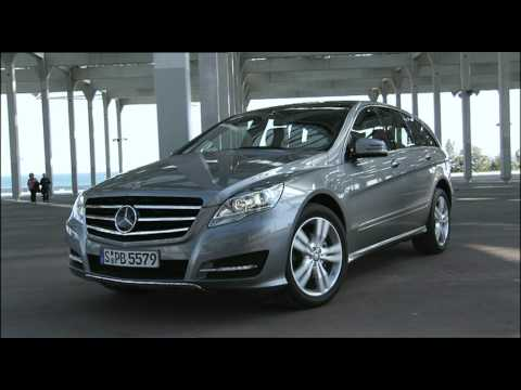 New Mercedes-Benz R-Class 2011 commercial