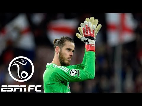 connectYoutube - Manchester United scrapes 0-0 draw at Sevilla in Champions League | ESPN FC