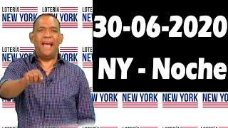 Resultados y Comentarios Nueva York Noche (Loteria Americana) 30-06-2020 (CON JOSEPH TAVAREZ)