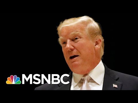 """connectYoutube - President Donald Trump: """"Nobody Knows For Sure"""" When DACA Deal Will Come   Velshi & Ruhle   MSNBC"""
