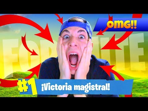 connectYoutube - *PARTIDAZA* Paso MIEDO REAL aquí DENTRO Fortnite Battle Royale