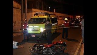 Dos motoristas mueren en distintos accidentes de tránsito