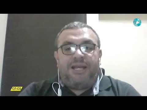 Entrevista Fernando Rodríguez Economista de la UNA