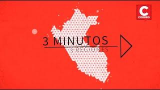 Noticias de regiones en 3 minutos: ¿Qué ha pasado en Huancayo, Ica y Puno