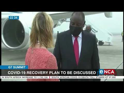 G7 Summit   Covid-19 recovery plan to be discussed