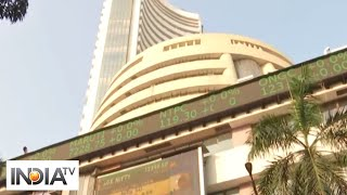 Equity indices on upswing, Reliance hits new high - INDIATV