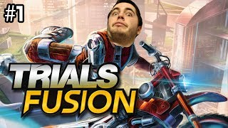 FLIPEROOS AND TRICKEROOS (Trials Fusion)
