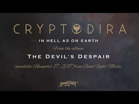 Cryptodira - In Hell As On Earth [OFFICIAL STREAM]