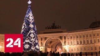 Праздничному застолью москвичи предпочли веселые гулянья