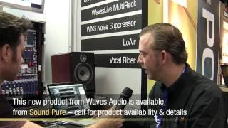 Waves MultiRack WavesLive - AES '09