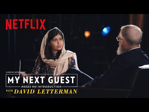 connectYoutube - Malala Yousafzai on Women's Equality | My Next Guest Needs No Introduction | Netflix
